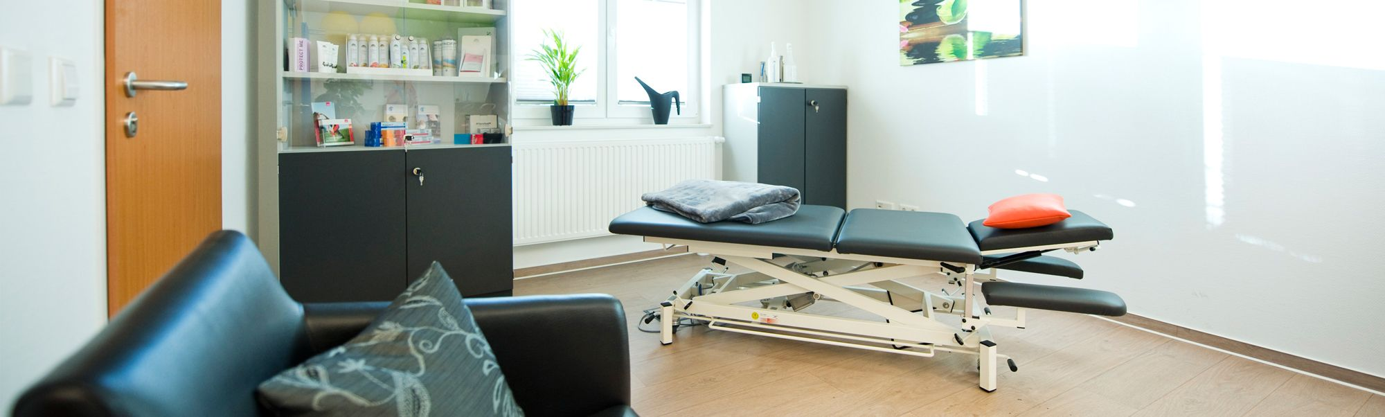 Praxis im Wiehen Park | Behandlung